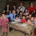 關懷團隊探訪貧窮家庭